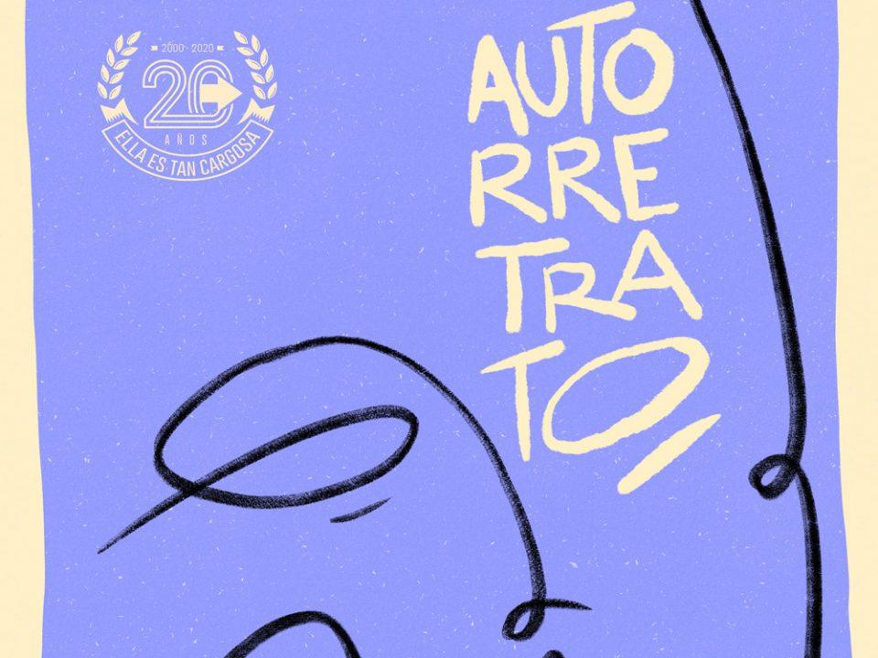 Autorretrato (single cover) por Max Bidart